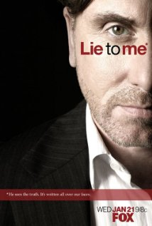 Lie to Me Poster 2009