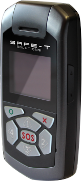 Image of the ST-Delta Safety Tracker Phone