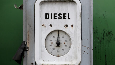 Image of diesel pump
