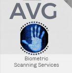 AVG Biometric Scanning Services