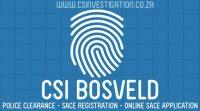 CSI Bosveld