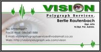 Vision Polygraph Services